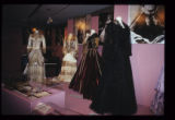 Display of Gowns