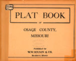 Plat book of Osage County, Missouri.